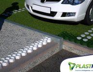 Como garantir a permeabilidade do solo em garagens?