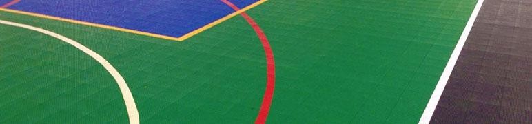 Piso Modular Esportivo PlastPrime