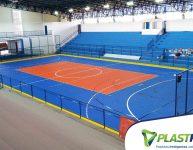 Como funciona o piso modular esportivo?