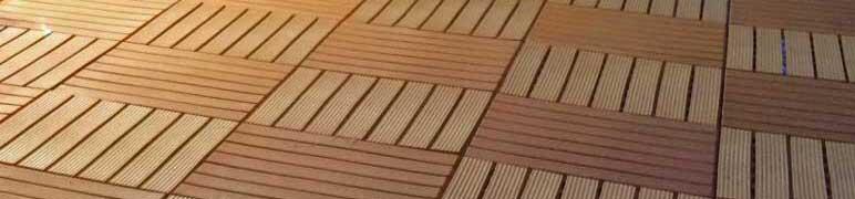 Deck de Plástico