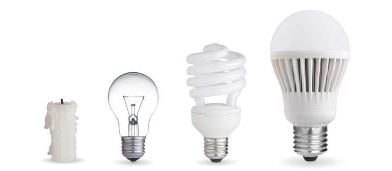 Evolução Iluminação