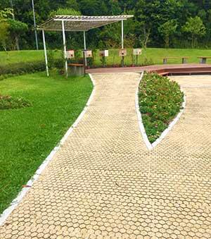 Apiário no Parque Barigui