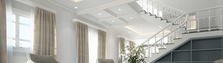 Iluminação de ambientes internos