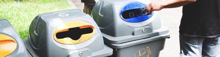 Política de reciclagem