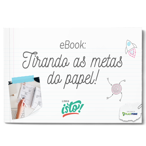 eBook Tirando as Metas do Papel