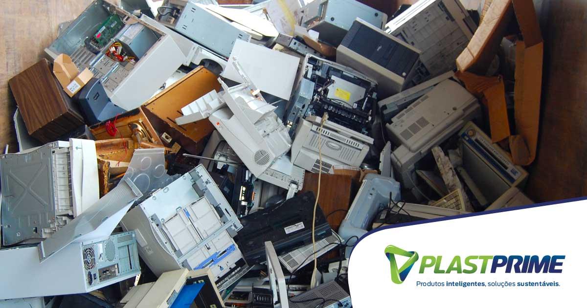 O que fazer com o lixo eletrônico?