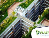 Condomínio sustentável: como ter um terraço verde?
