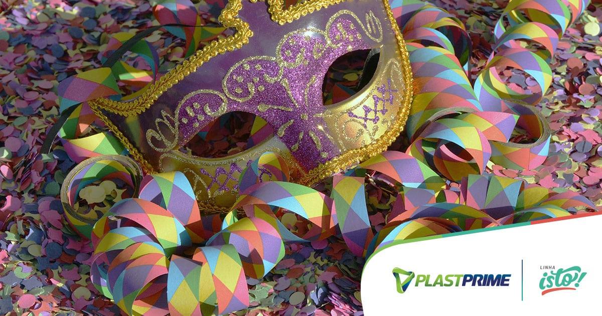 Como aproveitar o carnaval sendo sustentável?