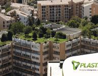 Telhado Verde: muito mais que uma tendência, é uma questão ambiental!