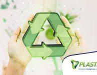 A importância da separação correta do plástico reciclável
