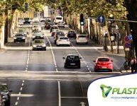 Menos carros nas ruas para diminuir as emissões atmosféricas
